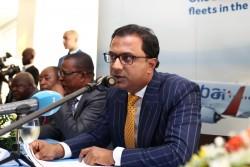 3 flydubai marks Africa expansion with Kinshasa inaugural.JPG