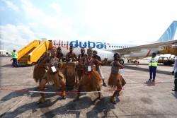 1 flydubai marks Africa expansion with Kinshasa inaugural.JPG