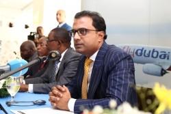 6 flydubai marks Africa expansion with Kinshasa inaugural.JPG