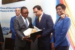 9 flydubai marks Africa expansion with Kinshasa inaugural.JPG